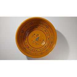 Müslischale Karthago Orange